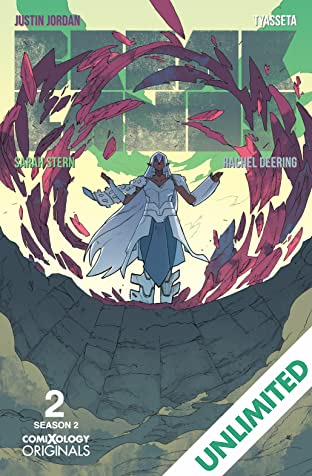 Breaklands Season Two (comiXology Originals) #2 (of 5)